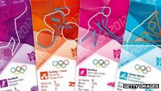 London 2012 tickets