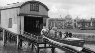 The George Elmy Lifeboat