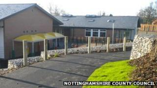 Springbank Primary School, Eastwood