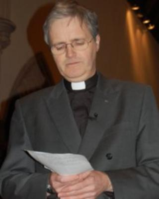 The Bishop of Sodor and Man