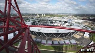 Stadiwm Olympaidd