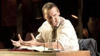 Christopher Eccleston in Antigone