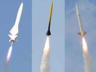 Amateur rockets