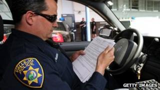 Vallejo police offier