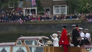 Jubilee flotilla