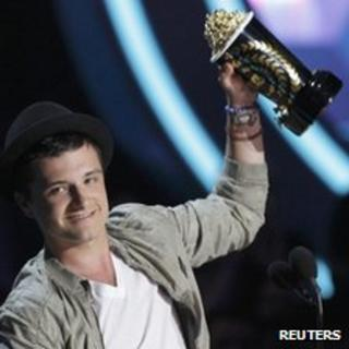 Hunger Games star Josh Hutcherson