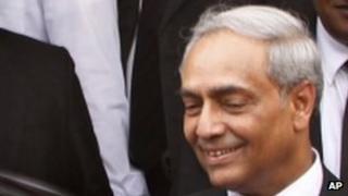 Former Sri Lankan Attorney-General Mohan Peiris