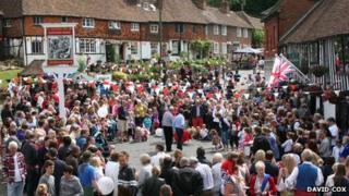 Coxcombe Fair