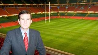 WRU Group chief executive Roger Lewis