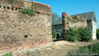 Woking Palace