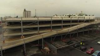 Southampton vehicle terminal