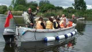 Big Dog Ferry, Beccles