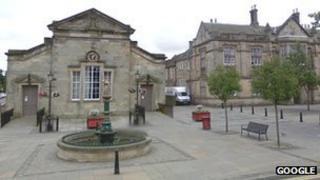 Court Street in Haddington