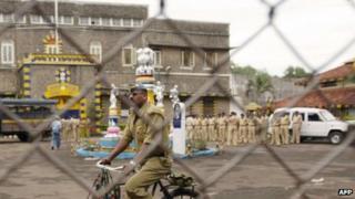 Yerwada jail in Pune