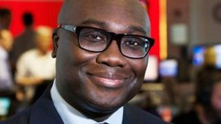 BBC's Komla Dumor