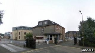 North British Distillery