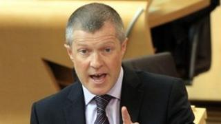 Scottish Liberal Democrats leader Willie Rennie