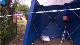 Coventry murder pics