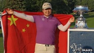 Feng Shanshan of China