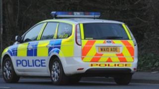 Devon and Cornwall Police car