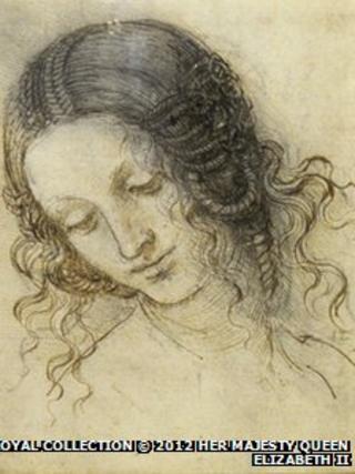 Head of Leda
