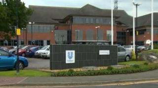 Unilever's Ewloe IT centre