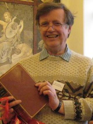Dr Ronald Cookson