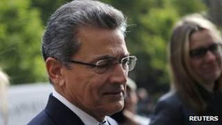 Rajat Gupta, New York 14 June 2012