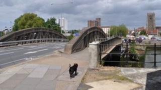 Stoke Bridge, Ipswich