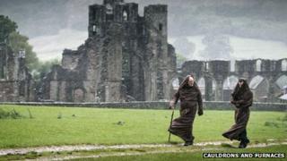 Llanthony Abbey