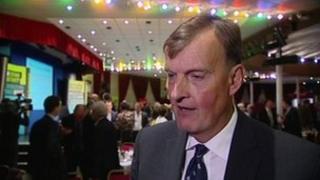Paul Carter at Expansion East Kent launch