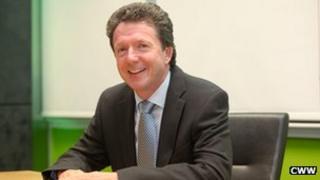 Gavin Darby, CEO, Cable & Wireless Worldwide