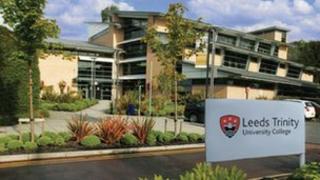 Leeds Trinity University College