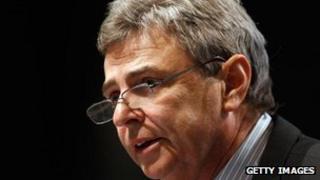 Dave Prentis, general secretary, Unison