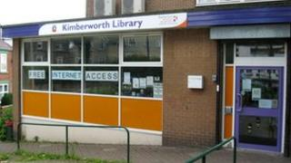 Kimberworth library