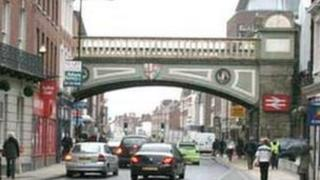 Foregate Bridge