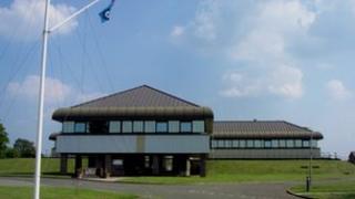RAF Stanbridge