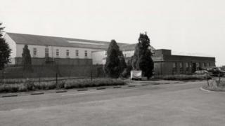 The original RAF Central Communications Centre at Stanbridge