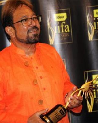 Bollywood actor Rajesh Khanna