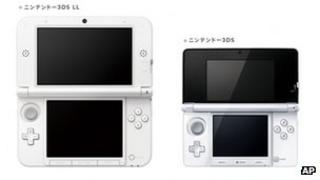 3DS screen size comparison
