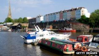 Redcliffe Wharf, Bristol