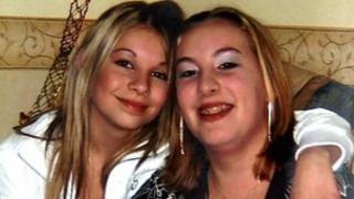 Jade Srawley and Amelia Ecob