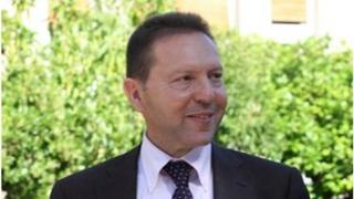 Economist Yannis Stournaras has been appointed as Greek finance minister