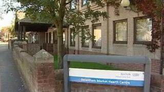 Downham Market Health Centre, Norfolk
