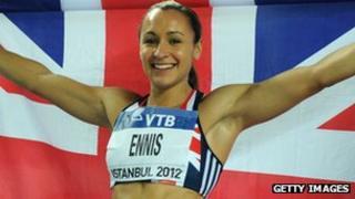 Jess Ennis