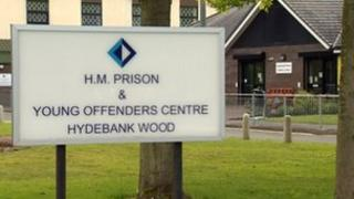 Hydebank Wood Prison and Young Offenders Centre