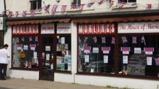 Morlings, Lowestoft, 2012