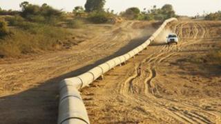 Pipeline Rajasthan