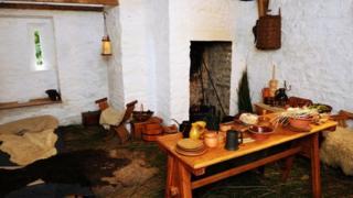 Tŷ Masnachwr o Hwlffordd yn Sain Ffagan: Amgueddfa Werin Cymru