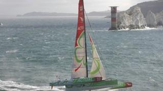 Actual, Round the Island Race